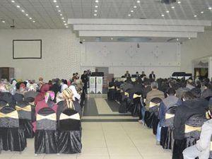 ''İslam ve Şiddet'' Konferansı