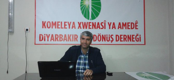 Diyarbakır Öze Dönüş Der' de İHLAS ve SAMİMİYET konulu seminer yapıldı.