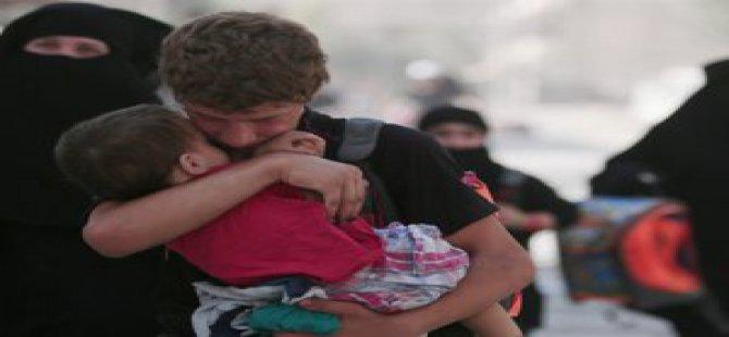 Suriye'deki İnsani Kriz