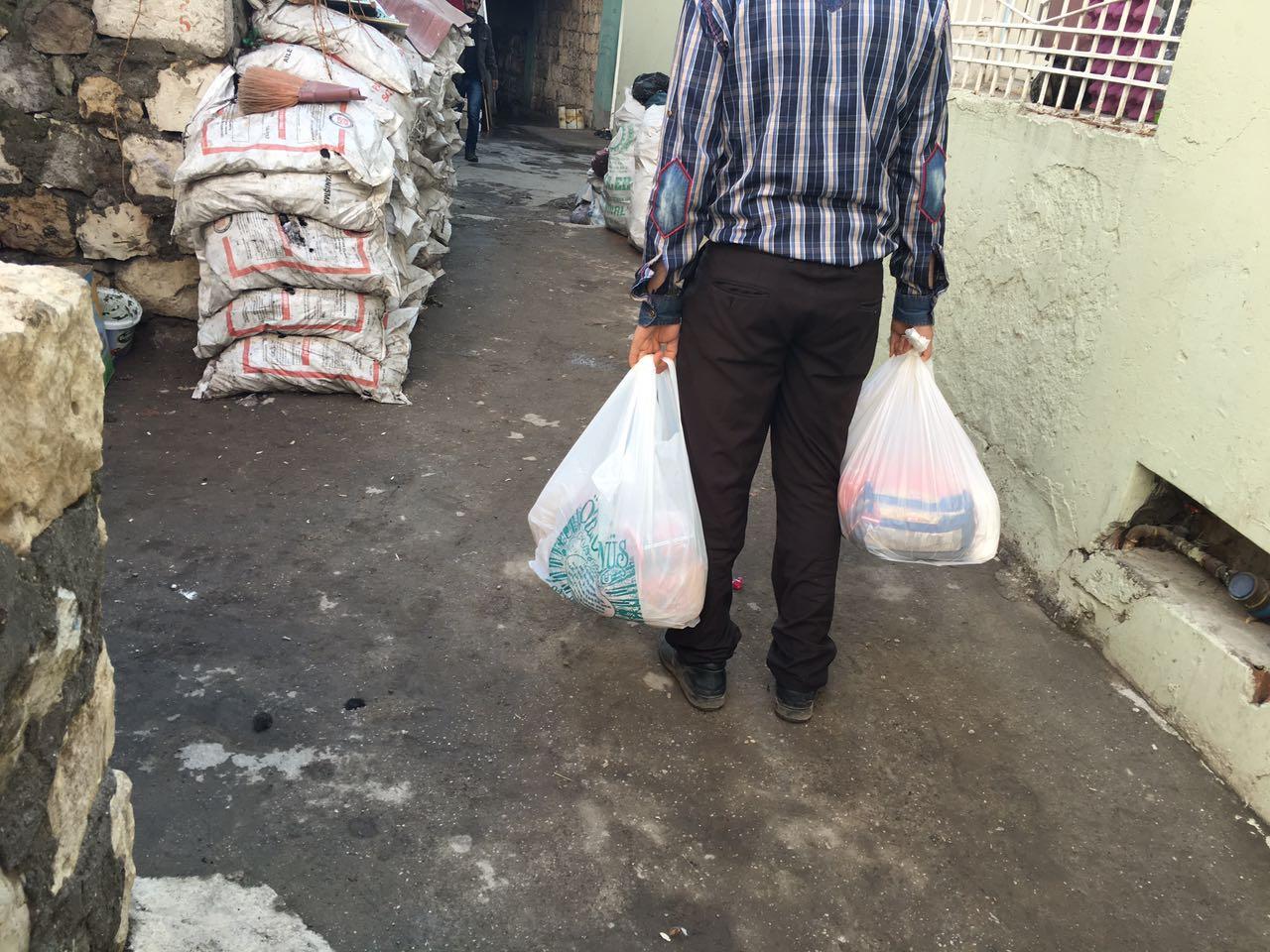 Kampanya Dahilinde Yardımlar Şırnak'a Ulaştı.