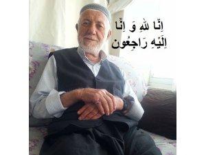 Şehit Gıyaseddin Uğur'un Babası Molla Abdurrahman Uğur Vefat etmiştir.