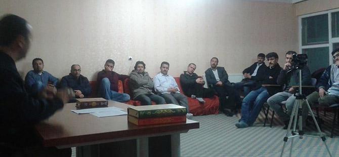 Cüneyt Aktaş'ın sunumuyla Hz İbrahim'in Hayatı ve tevhit mücadelesi anlatıldı