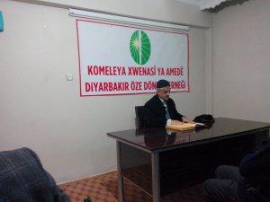 Diyarbakır Öze Dönüş Der'de Müslüman ve Gurur