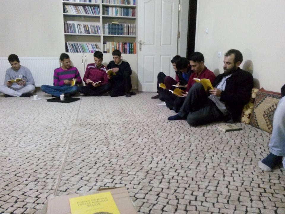 Öze Dönüş Nurşin'den Gençlerle Tevhid Dersleri.
