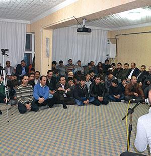 Van Öze Dönüş Der Muzaffer Gürler ve Grup Gönül Dostlarını Ağarladı