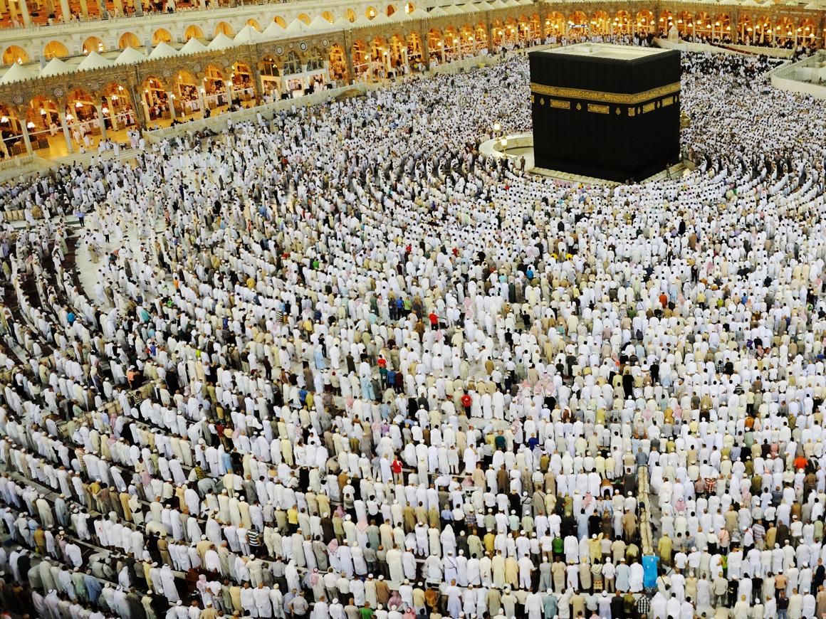 Mina Öze Dönüş merkez gurubu, Mekke döneminde indirilen 182 Ayetten oluşan Saffat Suresini işledi.