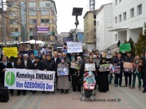 Halepçe'yi Unutmadık,Unutturmayacağız
