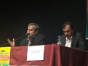 Öze Dönüş'ün düzenlediği panel yoğun bir katılımla gerçekleşti.
