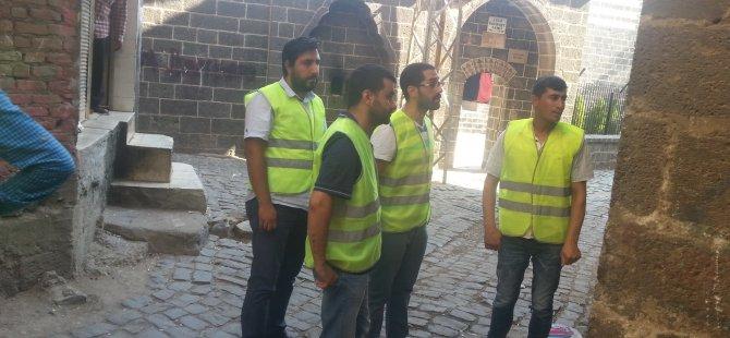 Suriyeli Muhacirlere Yardım Seferberliği