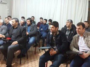 TAHRİM Suresi'nin Tefsiri semineri verildi