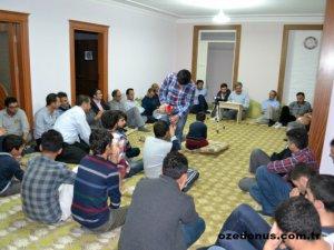 Van Öze Dönüş Derneğinden, Erçiş Öze Dönüş Derneğine ziyaret