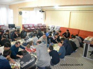 Van Öze Dönüş Gençliğinden,Geleneksel çiğ köfte etkinliği