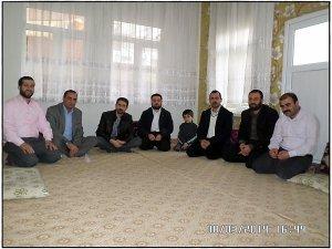Diyarbakır Öze Dönüş  İhvan-Der'i Ziyaret etti