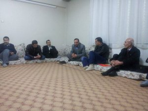 Diyarbakır Hak ve Özgürlükler Partisi Öze Dönüş Platformunu Ziyaret Etti