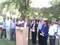 Kürt parti ve Hareketlerinden Diyarbakır'da Ortak Basın Açıklaması