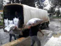 Öze Dönüş'ten Afrin ve Doğu Guta'ya Yardım