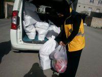 Mina Kadın Derneği Ramazan Ayında Yardım Faaliyetlerine Devam Ediyor.