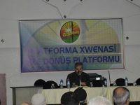 """Sayın Zeki Savaş'ın """"İslam ve Şiddet"""" Konferansı Mesajı"""