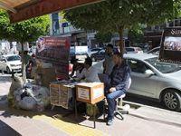 Van Özedönüş Der'den Şengalli muhacirler için yardım kampanyası başlatıldı