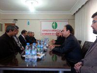 HDP Heyeti Kürtlerin İttifakı Çerçevesinde Öze Dönüş'ü Ziyaret Etti