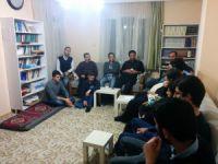 Öze Dönüş Platformu heyeti İzmir Öze Dönüş Derneğini ziyaret etti.