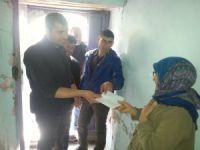 Suriçi ilçesinde Yardım DağıtIldı