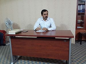 M. Zahir hocamız Şehit Fidan Güngör'ü anlattı